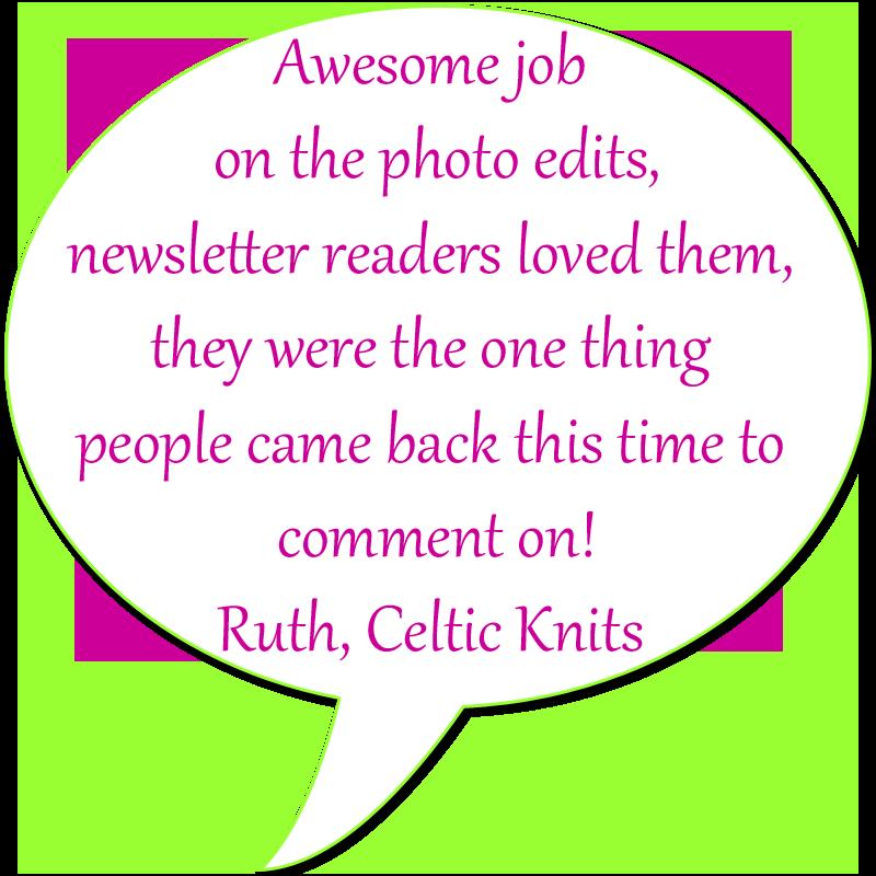 customer feedback Celtic Knits