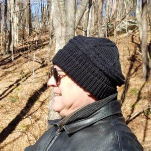 Dad in Squid Hill Hat