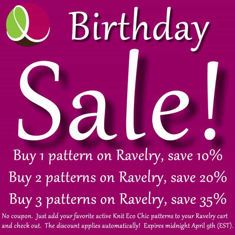 birthday sale graphic