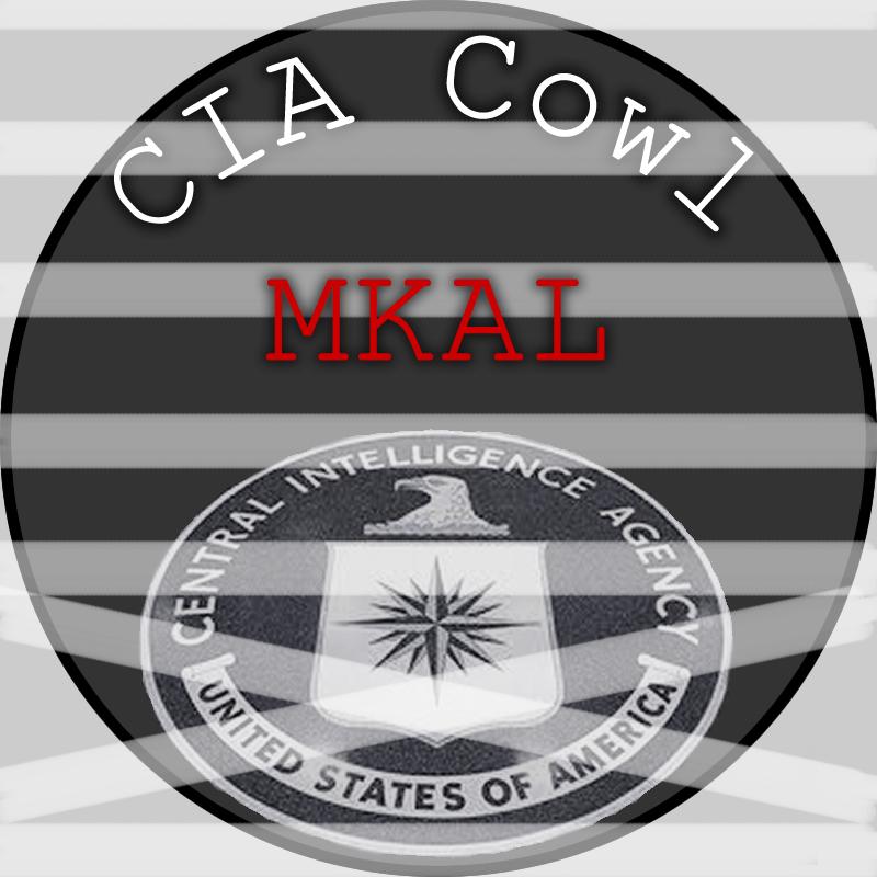 CIA Cowl MKAL logo
